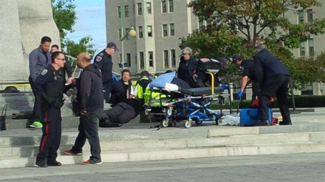 Le soldat blessé par balle près du cénotaphe à Ottawa a succombé à ses blessures.