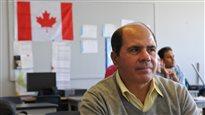 Réfugié syrien, il tente de refaire sa vie à Montréal