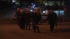 À l'issue d'une longue journée de confinement, les députés peuvent finalement quitter le parlement, mercredi en fin de soirée.