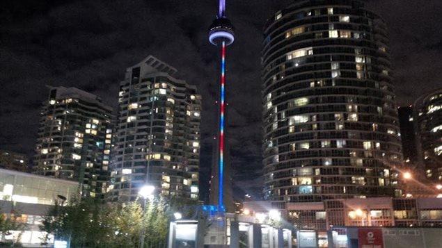 أبراج سكنية في وسط تورونتو (أرشيف).