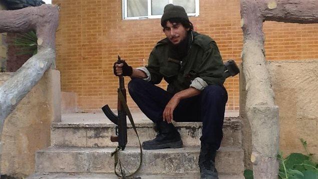 El Sami, un djihadiste de Montréal