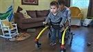 Courir pour le petit Samuel, atteint d'une maladie rare