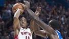 Plus de 20 000 spectateurs pour le match Raptors-Knicks au Centre Bell