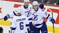Drouin aide le Lightning à vaincre les Jets
