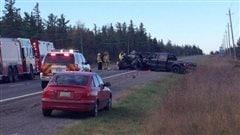Collision mortelle sur le chemin March à Ottawa