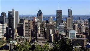 Montréal, centre-ville