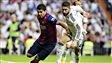 Le retour de Luis Suarez dans une défaite de Barcelone