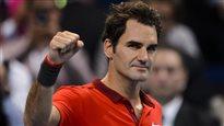 Federer en finale pour une neuvième fois à Bâle