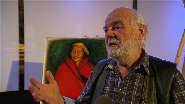 L'auteur Michel Noël.