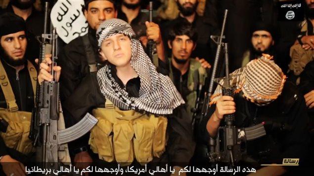 Un jeune Australien, Abdullah Elmir, est la vedette d'une récente vidéo de recrutement de jeunes Occidentaux par l'État islamique