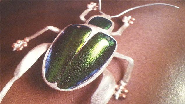 «Des bijoux et des bibittes» à l'Espace Pierre-Debain