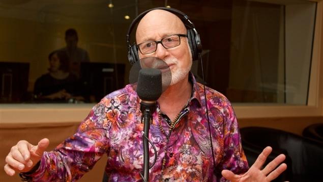 Le chanteur Patrick Norman