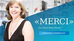 Marie-Élise Parent - Université de Montréal