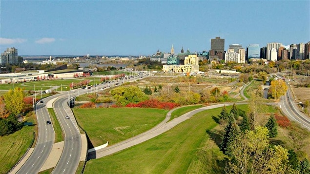 Le site des Plaines LeBreton, à Ottawa, cherche un occupant.