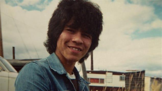 David Moroz, un des 20 000 enfants amérindiens, inuits et métis retirés de leurs familles entre 1960 et 1980 au Yukon