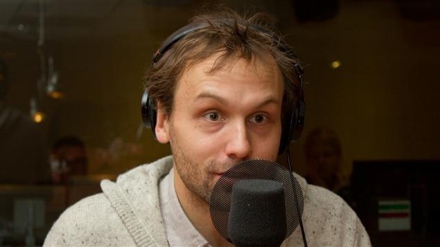 Le comédien et chanteur Émile Proulx-Cloutier