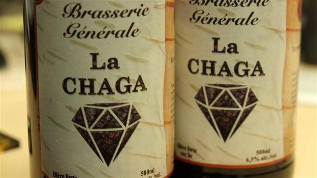 Bière La Chaga