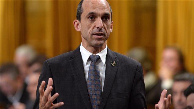 وزير الأمن العام الكندي ستيفن بليني