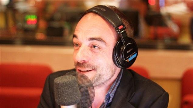 L'économiste Ianik Marcil