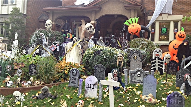 Quelques consignes suivre pour f ter l 39 halloween en - Decorer sa maison pour halloween ...
