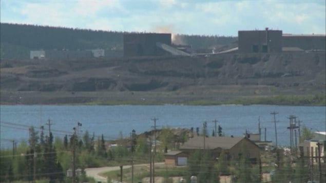 Mine de Scully au Labrador