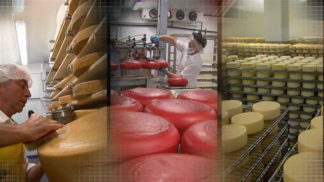 Les fromagers québécois sont inquiets.