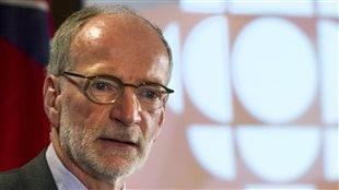 Hubert T. Lacroix, pdg de Radio-Canada/CBC