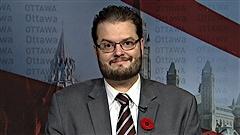 Philippe Ozga, gestionnaire principal des relations gouvernementales à Banques alimentaires Canada.