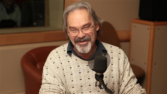 L'écrivain et dramaturge Jean-Marc Dalpé
