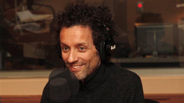 L'humoriste André Sauvé