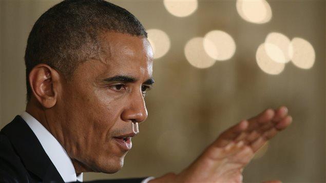 Au lendemain des élections de mi-mandat, le président Obama s'adresse à la presse.