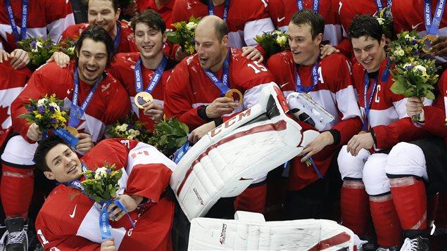 Le hockey canadien encore à l'honneur