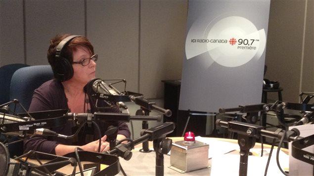 Sylvie Frigon, professeure titulaire au département de criminologie à l'Université d'Ottawa
