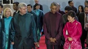 Le PCC déroule le tapis à Laureen