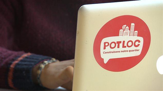 Potloc, entreprise de dévelopmment commercial se basant sur le vote des citoyens