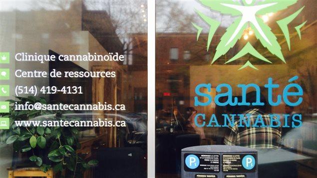 Une nouvelle clinique de canabis médicalisée a ouvert ses portes à Montréal