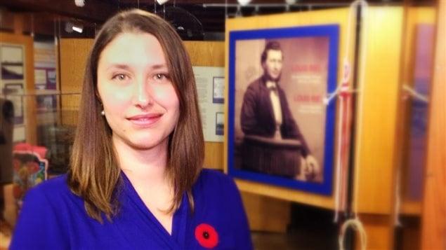 La nouvelle directrice du Musée de Saint-Boniface, Vania LaPrairie Gagnon, entrera en fonction le 1er décembre.