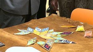 Les objets autochtones dans la mode