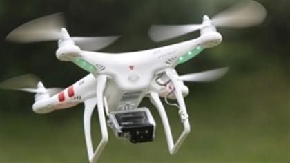 Est-ce qu'un drone s'est écrasé près de chez vous?