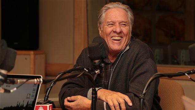 L'ex-politicien et acteur Pierre Curzi (13 novembre 2014)