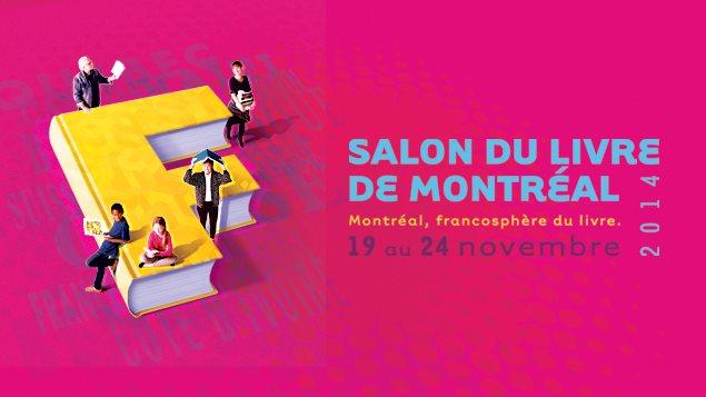 Désautels, le dimanche sera diffusé à partir du Salon du livre de Montréal, dimanche le 23 novembre prochain.