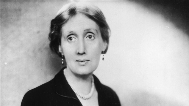 L'auteure anglaise Virginia Woolf, en 1933