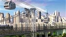 Un téléphérique urbain pour New York?
