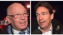 Candidature de PKP : Landry enthousiaste, Couillard méfiant et Legault moqueur