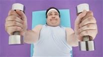 Obèses et bien plus en forme que la moyenne