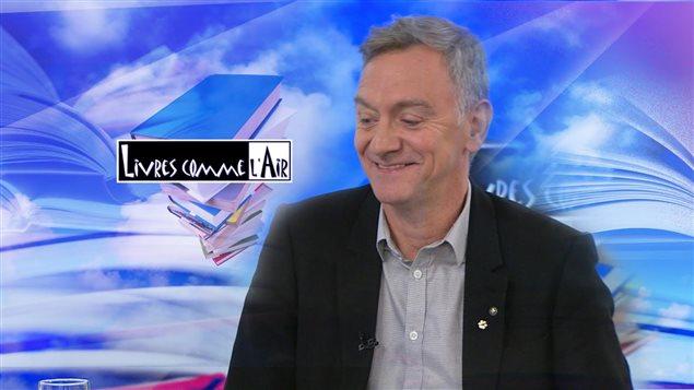 Michel Marc Bouchard, porte-parole de Livres comme l'air
