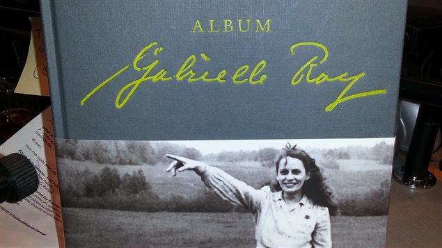 « Album Gabrielle Roy » de François Ricard