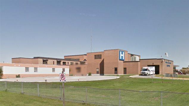 L'Hôpital général de Penetanguishene