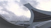 Un toit rétractable irréalisable pour le stade olympique