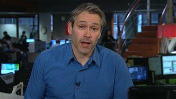 Patrick Bonin, responsable de la compagne climat-énergie à Greenpeace Canada